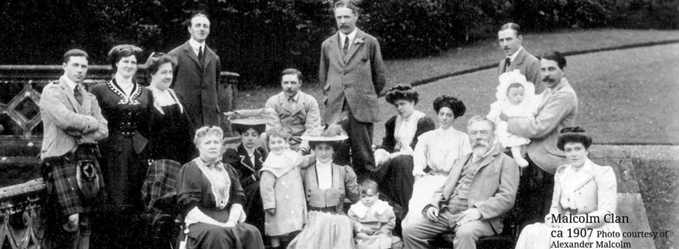 1908 Malcolm Photo Captioned