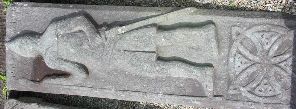Kilmartin Cemetary Grave