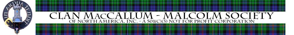 Clan MacCallum - Malcolm Society